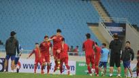ĐT U23 Việt Nam đón tin cực vui về Đình Trọng