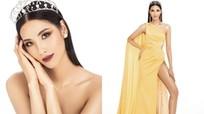 Á hậu Hoàng Thùy đẹp rạng rỡ chuẩn bị tranh tài tại Miss Universe 2019