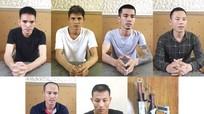 Nghệ An: Triệt phá băng nhóm dùng hàng nóng cưỡng đoạt tài sản