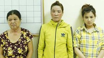 3 nữ quái phương Nam vào chùa xứ Nghệ trộm tiền
