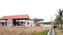 Thành phố Vinh có 102 công trình vi phạm về trật tự xây dựng.