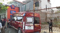 Nghệ An: Xe tải đâm đuôi Limousine trên quốc lộ 1A, hành khách la hét hoảng loạn