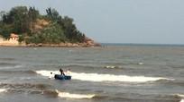 Nam sinh 10 tuổi mất tích khi tắm biển ở Nghệ An