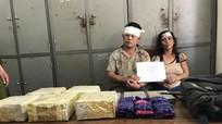 Trưởng bản cầm đầu đường dây mua bán ma túy từ Lào về Nghệ An