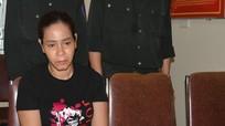 Nữ quái Hải Phòng bị bắt quả tang khi đang vận chuyển ma túy đá tại Nghệ An