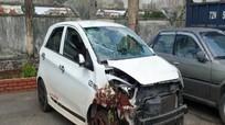 Xác định được cán bộ CSGT lái ôtô tông chết người rồi bỏ chạy