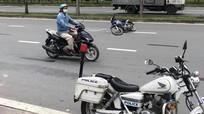 Bất chấp hiệu lệnh, đối tượng đi xe máy tông trọng thương Thiếu tá CSGT