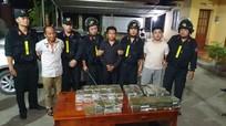 Hành trình phá chuyên án ma túy xuyên quốc gia bắt 5 đối tượng, thu 120 bánh heroin