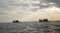 Tìm kiếm một ngư dân Nghệ An mất tích trên biển
