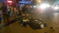 Tài xế gây tai nạn khiến 3 người nguy kịch bỏ trốn, bị bắt khi sửa xe tại thành phố Vinh