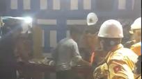 Thuyền viên ở Nghệ An bị tai nạn, hôn mê trên biển