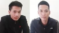 Hai thanh niên cho vay nặng lãi bị bắt