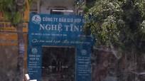 Nguyên Giám đốc công ty đấu giá ở Nghệ An bị truy tố