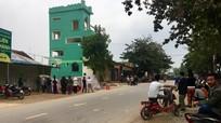 2 thanh niên đi xe máy phân khối lớn thương vong sau cú ôm cua ở Nghệ An