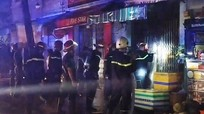 Cháy nhà trong đêm, 2 phụ nữ và cháu bé tử vong