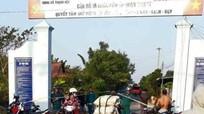 Người đàn ông quê Nghệ An chết kẹt trong xe khi xế hộp bay từ phà xuống sông