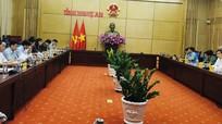 Đoàn liên ngành Trung ương kiểm tra công tác lý lịch tư pháp tại Nghệ An