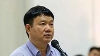 Ông Đinh La Thăng hầu tòa ở TP HCM