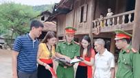 Triển khai thành lập các chi bộ công an xã trên địa bàn Nghệ An