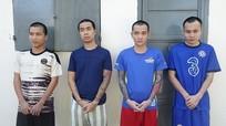 Tạm giam 16 đối tượng chém người gây náo loạn trên Quốc lộ