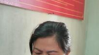 Vợ dìm chồng  chết ngạt trong chậu nước