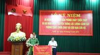 Kỷ niệm 60 năm Ngày truyền thống lực lượng Cảnh sát PCCC và cứu nạn cứu hộ