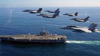 Uy lực của những tàu sân bay hàng đầu thế giới