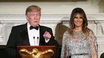Bóc giá những bộ váy đẳng cấp của Đệ nhất phu nhân Mỹ Melania Trump