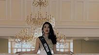Vóc dáng gợi cảm của người đẹp Việt đang thi Hoa hậu Trái đất 2018