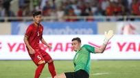 """Đặng Văn Lâm: """"Asiad là quá khứ, bây giờ tôi muốn bắt ở AFF Cup"""""""