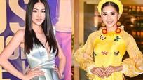Hoa hậu Tiểu Vy nền nã, Phương Khánh gợi cảm ở sự kiện thời trang