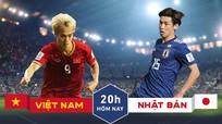 Tương quan giữa ĐT Việt Nam và ĐT Nhật Bản trước trận quyết đấu