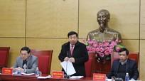 Chủ tịch UBND tỉnh yêu cầu đội ngũ cán bộ Nam Đàn phải vươn lên đáp ứng yêu cầu nhiệm vụ