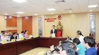 HĐND tỉnh thống nhất chất vấn 2 nội dung tại kỳ họp thứ 8