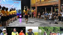 Tỉnh Nghệ An dự kiến ban hành chính sách phát triển du lịch cộng đồng
