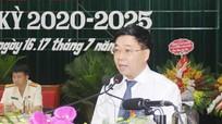 Phó Bí thư Tỉnh ủy Nguyễn Văn Thông chỉ đạo 7 nhóm vấn đề trọng tâm đối với huyện Tương Dương