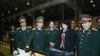 Dàn vũ khí bộ binh hiện đại Việt Nam sản xuất 2017