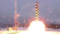 Clip: Quá trình chuẩn bị phóng cho RS-28 Sarmat