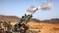 Mỹ trang bị đạn siêu tốc cho lựu pháo M777A2