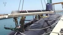 Israel thử ngư lôi có thể tấn công mặt đất