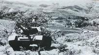 Ảnh hiếm pháo tự hành SU-100 bảo vệ biên giới phía Bắc