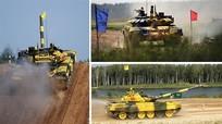 Công bố kết quả Tank Biathlon 2018, Việt Nam đang ở đâu?