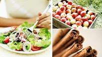 10 loại thực phẩm giúp bạn đốt cháy calorie nhanh chóng