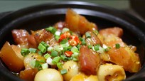 5 món ăn khiến bạn tăng cân vù vù ngày Tết