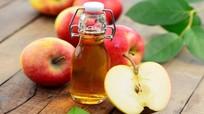 6 công dụng tuyệt vời của giấm táo với sức khỏe bạn không thể bỏ qua