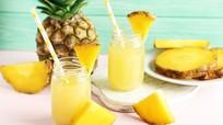 4 loại nước ép trái cây phòng say nắng và giải nhiệt cho con trẻ