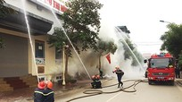 Xảy ra 36 vụ cháy ở Nghệ An trong 6 tháng đầu năm 2019