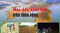Hạn hán khốc liệt trên diện rộng ở Nghệ An