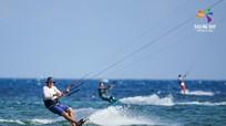 'Đại tiệc' lướt ván diều quốc tế tại biển Ninh Chữ Ninh Thuận Việt Nam