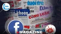 Báo chí trước sự bùng nổ của mạng xã hội